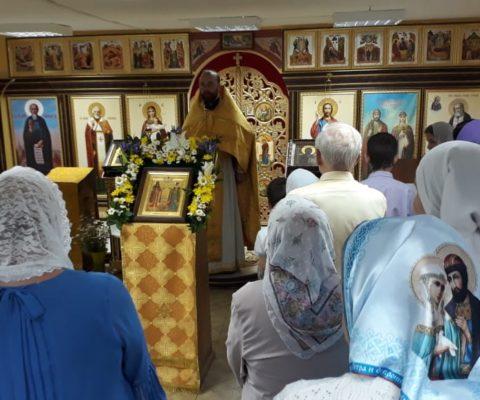 День памяти святых благоверных князей Петра и Февронии